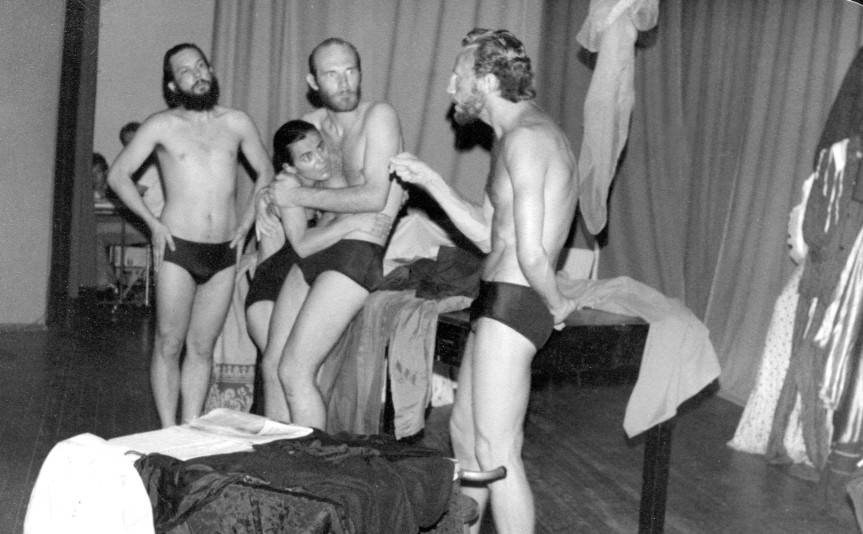 Heitor Schmidt, Daisy da Silva, Java Bonamigo e Carlos Becker