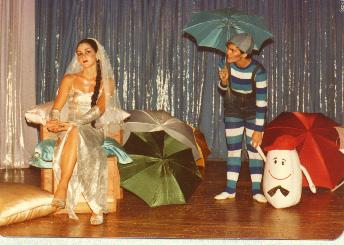 Sereia (Liliane de Souza), Pingo de Chuva (Daisy da Silva e o Ovo Bonifácio