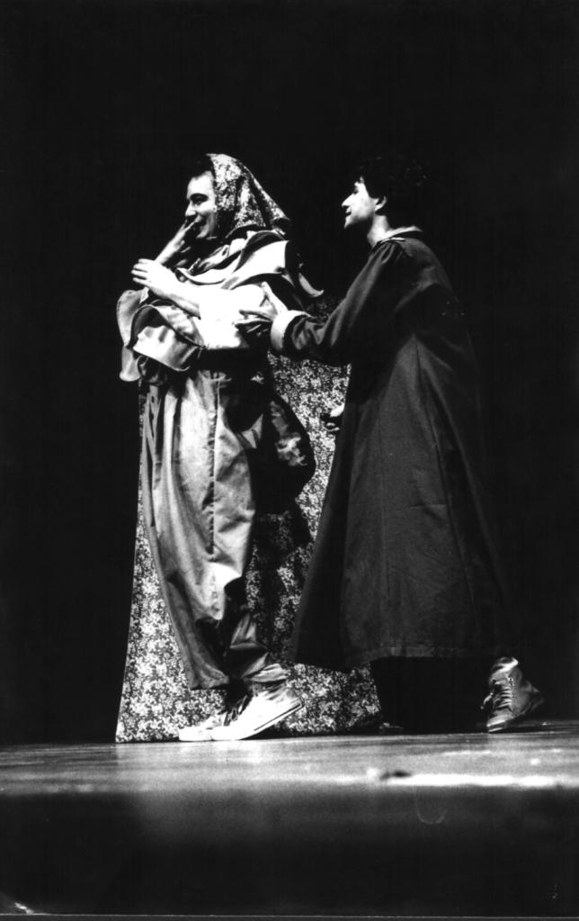 A Rosa (Guto Greco) e o Pequeno Príncipe (Mário de Ballentti)