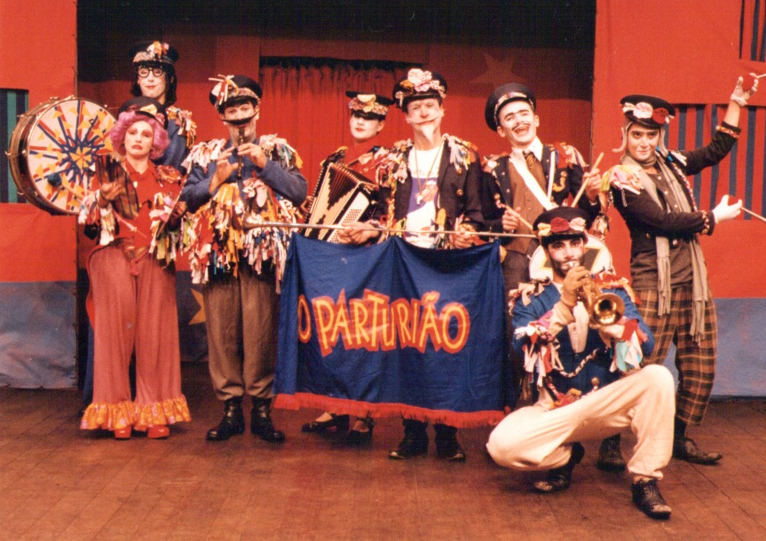 O Parturião - A Banda