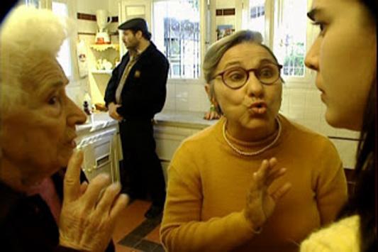 Carmem Silva, rafael Kerber, Lourdes Eloy e Tatiana Paganella.