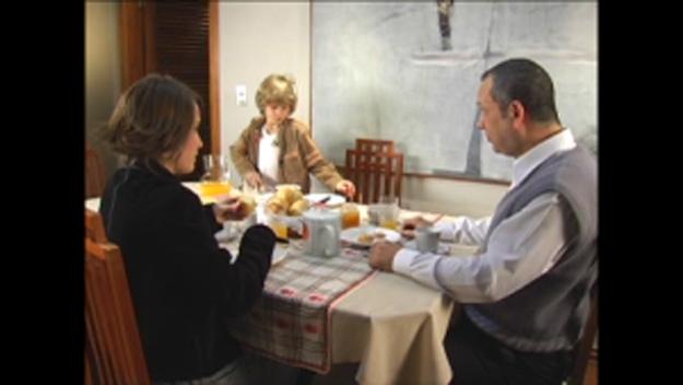 Júlia Brunelli, Jorge Júnior e Heitor Schmidt