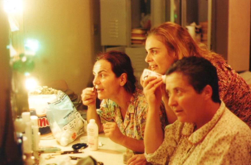 Camarim La Nonna - Daisy Barella da Silva, Maristela Marasca e Bernadete Borges