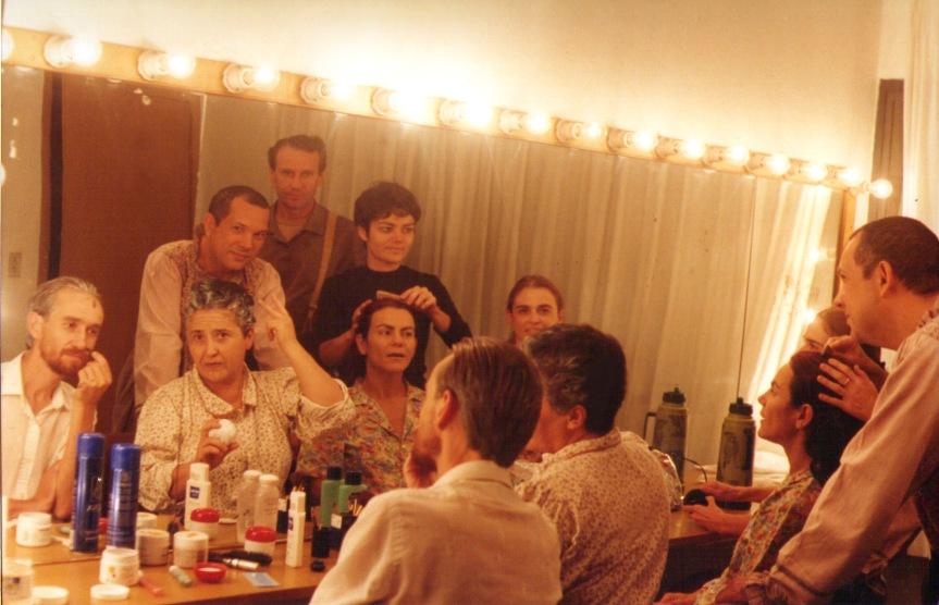 Camarim La Nonna - Teatro SESC - Porto Alegre - RS