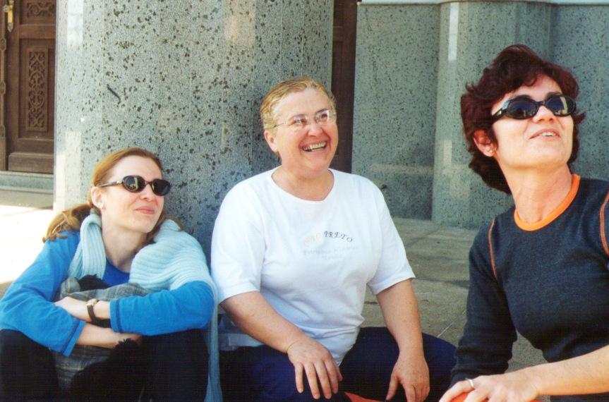 La Nonna em Lajeado - Maristela Marasca, Bernadete Borges e Valesca da Silva