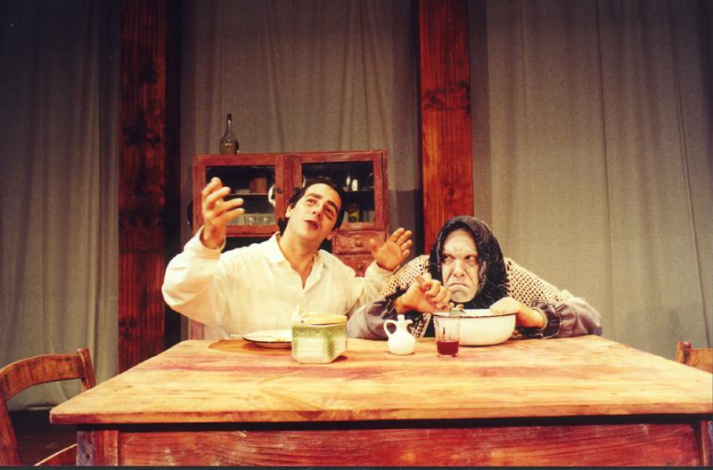 Jerson Fontana e Heitor Schmidt (Foto: Carlos Becker)