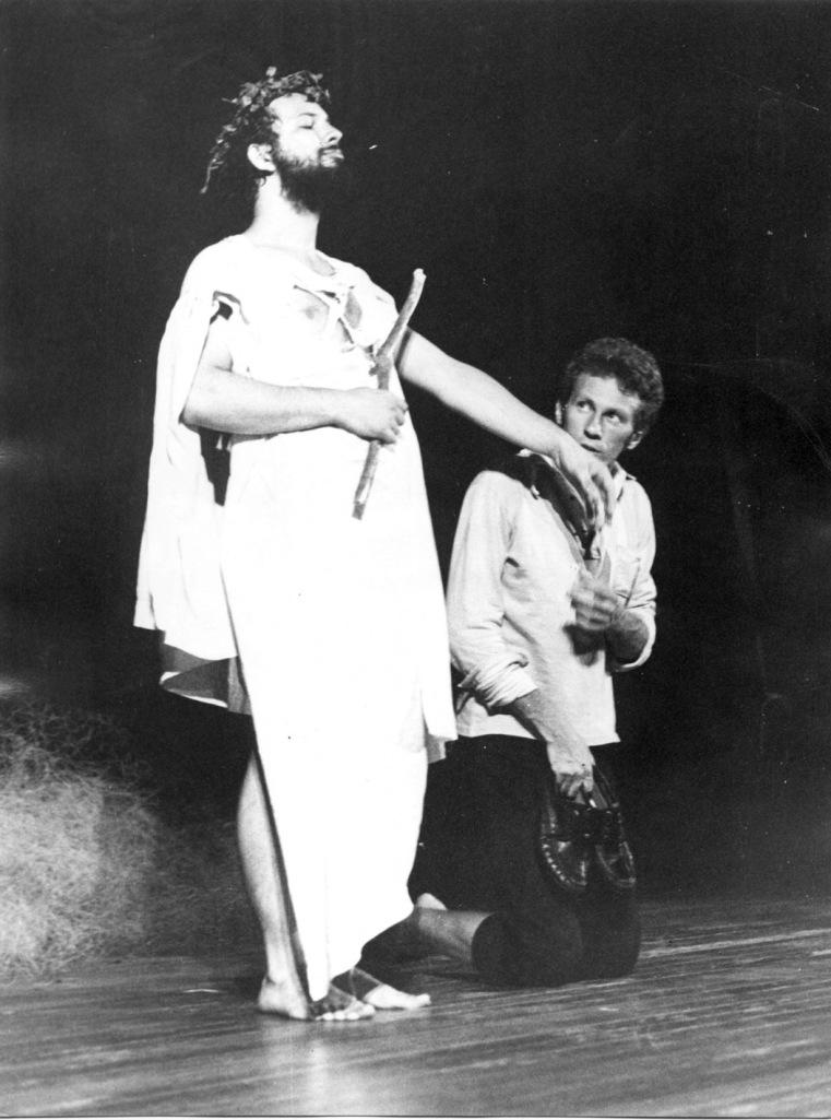 Bastam Dois para Dançar um Bom Bolero - Heitor Schmidt e Carlos Becker - 1985