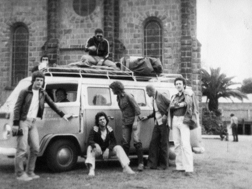 Choque das Raças - Gramado - 1978