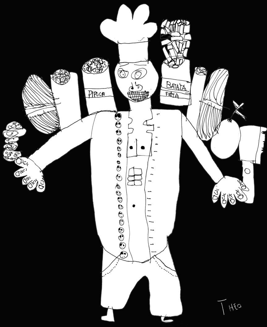 Desenho by Theo Schmidt (2013)
