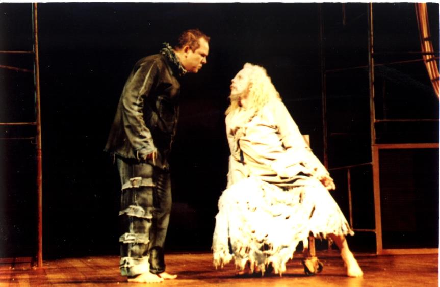 O Concílio do Amor - Heitor Schmidt e Guto Basso (2003) Foto: Vilmar Carvalho