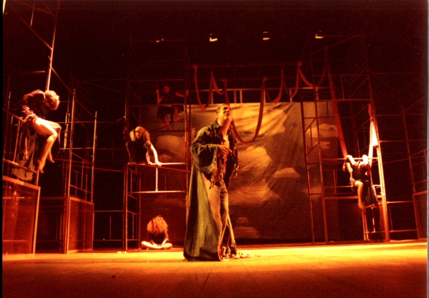 O Concílio do Amor - Heitor Schmidt (2003) Foto: Cristina Lima