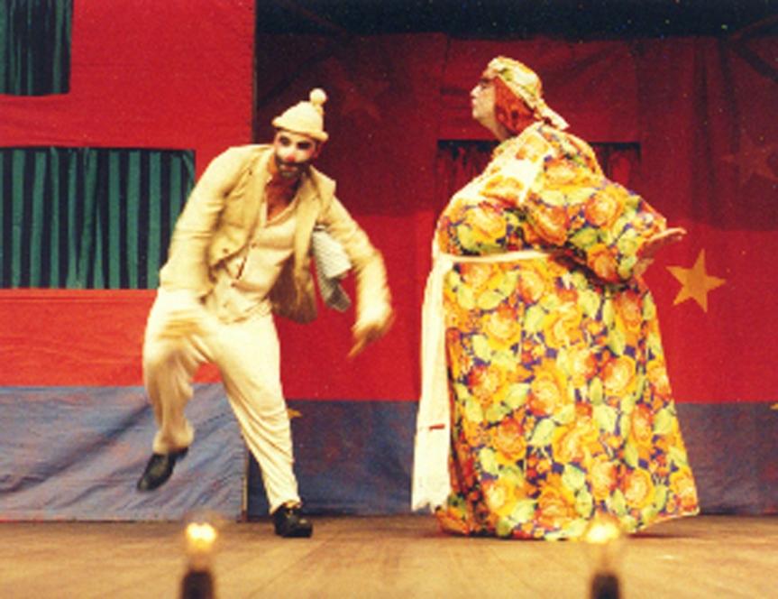 O Parturião - Mário di Ballenti e Heitor Schmidt - 1995