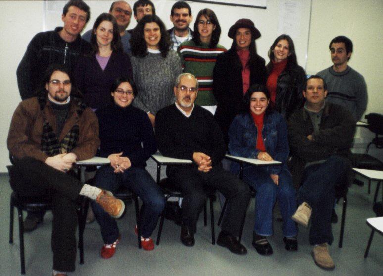 Oficina de Criação Literária - LUIS ANTONIO DE ASSIS BRASIL (2001/2002)