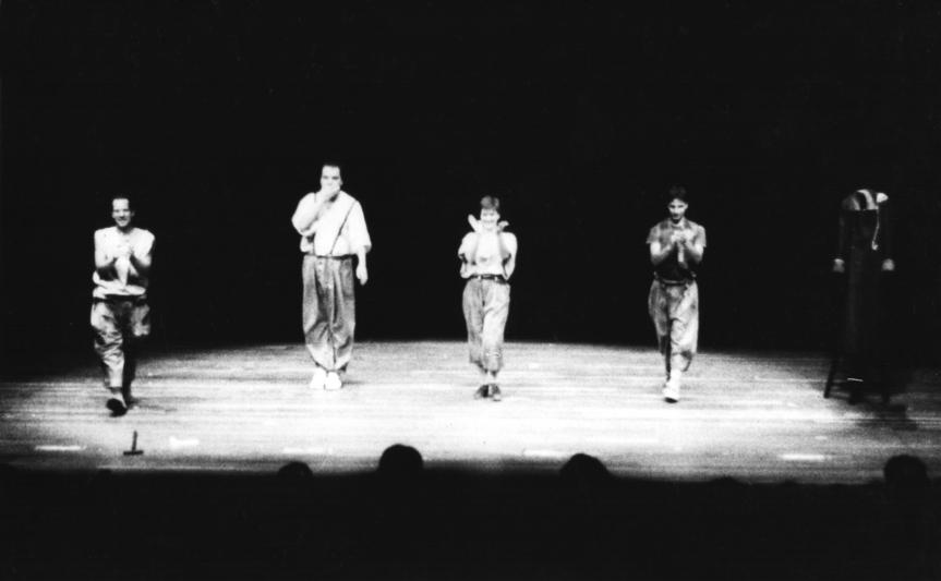 Pequeno príncipe em Busca de um Amigo - Heitor Schmidt, Guto Greco, Heloísa Palaoro e Mário di Ballentti - 1988