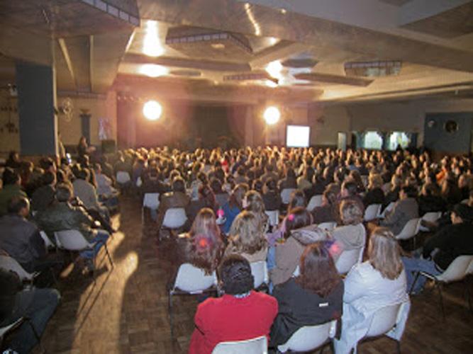 Público em Alegrete - Clube Juventude