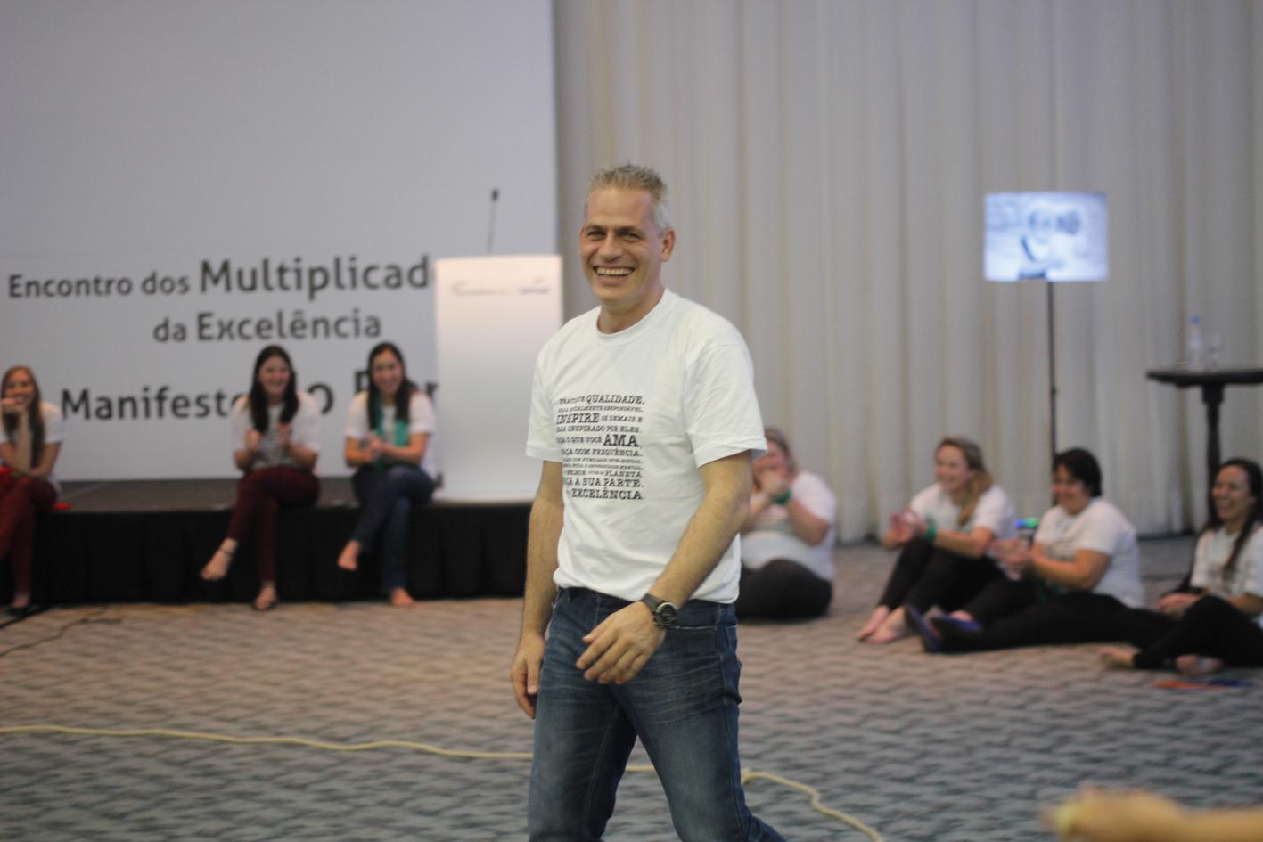 Ariel Berti - Gerente Assessoria de Planejamento - SENAC/RS (Foto: João pedro Gäelzer da Silva)