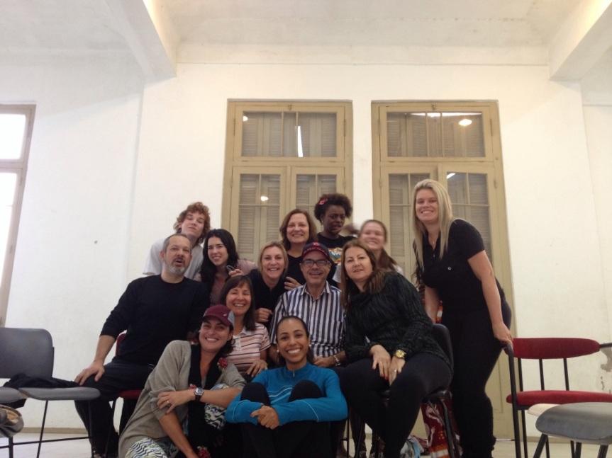 Encerramento Oficina - Casa de Cultura Mario Quintana - Porto Alegre-RS